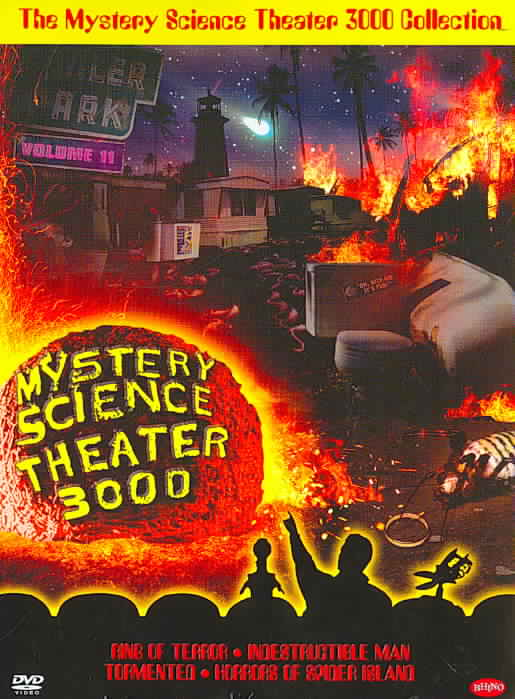 MST3K COLLECTION VOL 11 BY MYSTERY SCIENCE THEA (DVD)