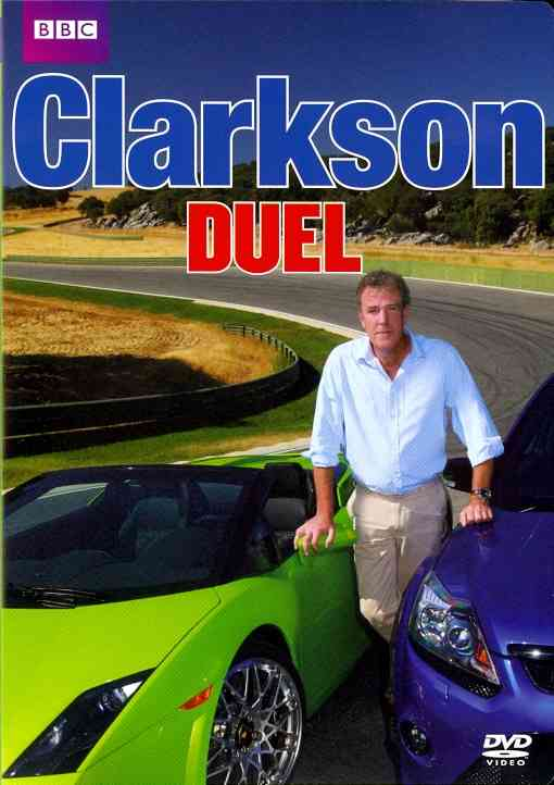 CLARKSON:DUEL BY CLARKSON,JEREMY (DVD)